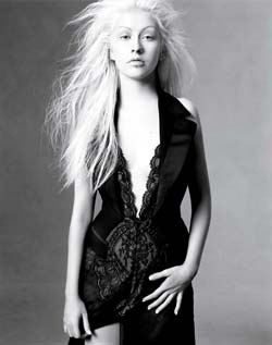 Christina for Versace