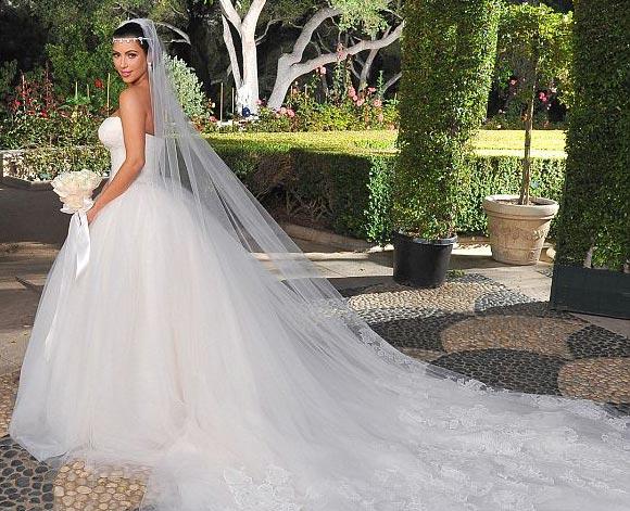 Kim Kardashian Wedding Dress Vera Wang Price - Junoir Bridesmaid Dresses